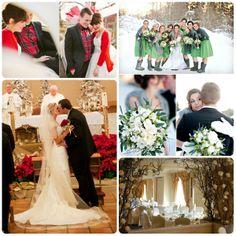 svadba vianoce