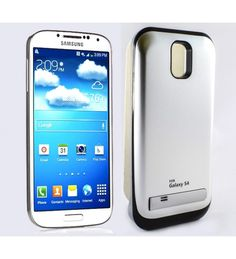 Another Power Case for Samsung Galaxy S series mobile phones. It has in-built 2500 MAH battery. Easy to carry and easy to use.
