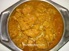 Burmese Beef Curry Recipe - Food.com