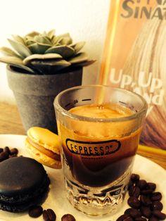 Espresso & Marcarons