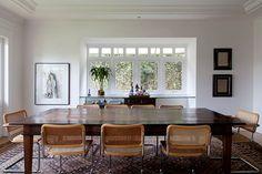 Open house | Naji e Roberta. Veja: http://www.casadevalentina.com.br/blog/detalhes/open-house--naji-e-roberta-3109 #decor #decoracao #interior #design #casa #home #house #idea #ideia #detalhes #details #openhouse #style #estilo #casadevalentina #diningroom #saladejantar