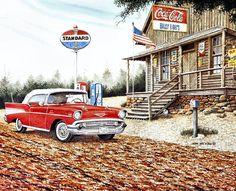 Billy Bob's by John Zed King