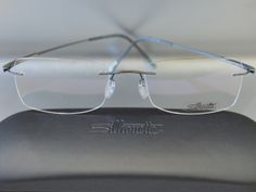Silhouette Glasses: Titan Dynamics 2014