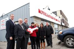 New Royal LePage Triland Realty office in St. Thomas combines atmosphere of Apple Store and Starbucks.  http://www.stthomastimesjournal.com/2014/12/11/new-royal-lepage-triland-realty-office-in-st-thomas-combines-atmosphere-of-apple-store-and-starbucks