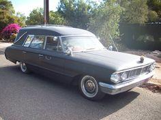 1964 Ford Galaxie hearse