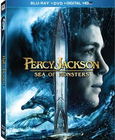 Kidzworld checks out the home entertainment version of the second in the film series based on the Percy Jackson novels; Percy Jackson: Sea of Monsters. Now available on Blu-ray + DVD! Percy Jackson, Jackson Movie, Blu Ray Movies, New Movies, Monster Activities, Fun Activities, Sea Of Monsters, Logan Lerman, Dvd Blu Ray