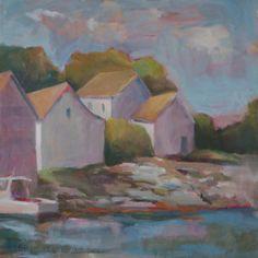 Passing by Jillian Herrigel, Dimensions: 15 x 15 in, Price: $275.00