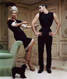 Vogue 2012 - kate moss