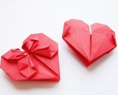 mothers day art and craft for kids | ... bill crafts – origami crafts hearts – origami arts and crafts