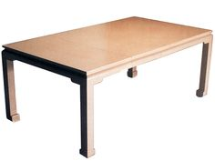 Custom Linen Wrapped Table