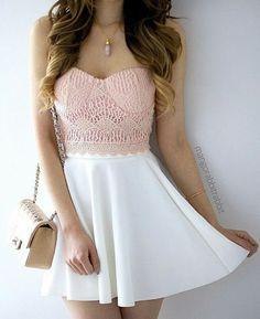 336ea309a06f 199 mejores imágenes de Moda | Casual outfits, Cute dresses y ...