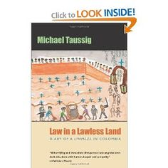 another one by Michael Taussig I should read.