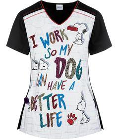 662471f4f95 Tooniforms, Print Scrubs Cute Scrubs Uniform, Medical Scrubs, Scrub Tops,  Nurse Life