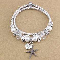 White Pearl Sea Bracelet