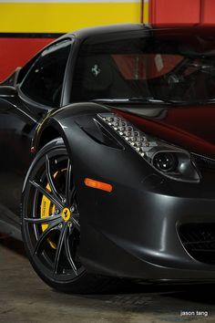 To drive fast in one of these Ferrari 458 Italia
