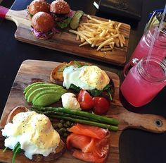 Is this not us though I mean.. this looks like stuff we would make at home for dinner. (look at them lemonades)
