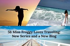 56 Miss Froggy Loves Traveling things: a New Blog. Travel Couple, Family Travel, I Got You, New Series, News Blog, Budget Travel, Cruise, Traveling, About Me Blog