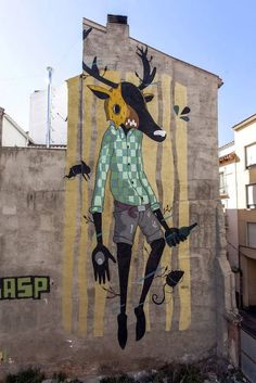 Sabek in Madrid, Spain