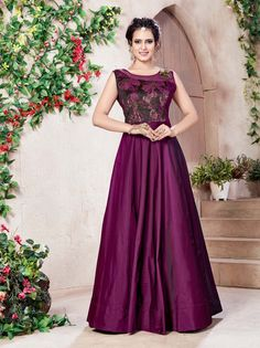 8ecf59a9d1d1f  Coucap  Shopping Chalane Do This is Ethnic Gown For Womens Only On Coucap  Ethnic