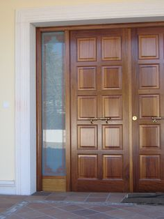 Great front door ideas for your home.