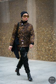 Adwoa Aboah by STYLEDUMONDE Street Style Fashion Photography
