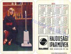 1974 - 1974_0129 - Régi magyar kártyanaptárak