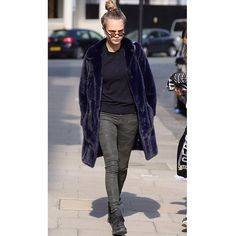 Model Off Duty: @caradelevingne in between shows during #LFW wearing the Rocket leatherette in Camo. Follow the link in our profile to shop this style.  #modelcitizen #musemonday #Padgram