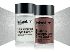 The new and the improved label.m Resurrection Style Dusts! #labelm #ResurrectionStyleDust