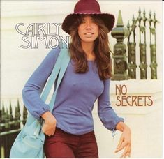Carly Simon - No Secrets (Vinyl)