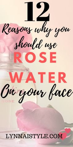 Using rose water on the face overnight gives rise to beautiful glowing skin that no one could ever imagine. Rose Water For Skin, Natural Rose Water, Beauty Tips For Glowing Skin, Beauty Skin, Bleaching Your Skin, Skin Care Remedies, Natural Remedies, Organic Roses, Diy Beauty