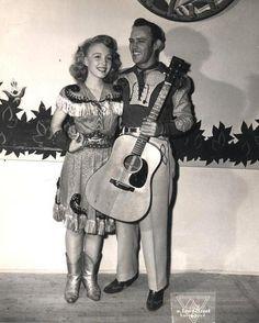Hank Penny and Carolina Cotton
