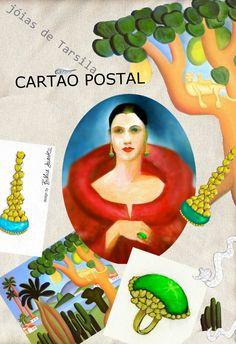 Tarsila do Amara, arte, jóias e muito +...
