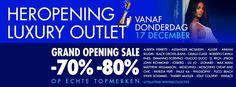 Luxury Outlet -- Antwerpen