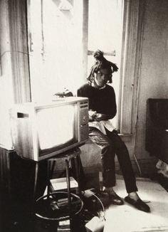 JEAN-MICHEL BASQUIAT, NEW YORK, 1983
