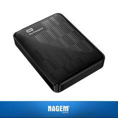 O que acham de guardar todos os seus arquivos e levá-los para onde quiser? Além de oferecer alta capacidade de armazenamento, os HDs Externos portáteis WD possuem conectividade ultrarrápida.