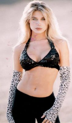 """Bobbie Jean Brown appeared in """"Once Bitten Twice Shy""""by Great White's """"Cherry Pie"""" by Warrant and many other music videos"""