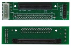 SCSI-SCA U320 Adapter - 80pol Buchse auf 68pol mini Sub D Buchse by Inline. $37.80 Inline, Computer Accessories, Mini, Cable, Gender, Led, Electronics, Computers, Green