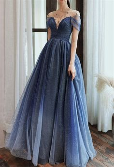 Pretty Prom Dresses, A Line Prom Dresses, Grad Dresses, Ball Dresses, Elegant Dresses, Bridal Dresses, Beautiful Dresses, Bridesmaid Dresses, Prom Gowns With Sleeves