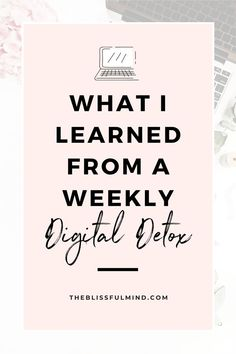 After doing a weekly digital detox every Sunday for a month, here are the lessons I've learned and how I made it work without getting bored. Based on the book 24/6: The Power of Unplugging One Day a Week by Tiffany Shlain #digitaldetox #socialmediadetox Note To Self, Self Love, Self Development, Personal Development, Self Confidence Tips, Social Media Detox, Digital Detox, Self Care Activities, Self Awareness