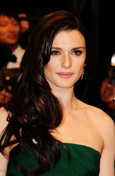 Rachel Weisz...here, she looks just like my mom when she was young.