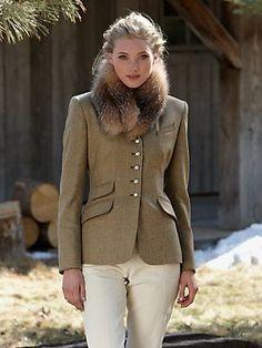 lara jacket - trachten collection - women - Gorsuch