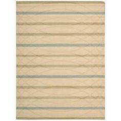@Overstock - With its understated colors and elegant design, this rectangular wool area rug upgrades a room without overtaking it. Crafted from hand-tufted wool, this lovely rug features a 0.75-inch pile that creates a casual, comfortable atmosphere.http://www.overstock.com/Home-Garden/Hand-tufted-Beige-Panache-Rug-8-x-11/5995815/product.html?CID=214117 $235.41