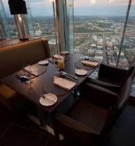Probably the best food I've ever had--Vast at the top of the Devon Tower--OKC