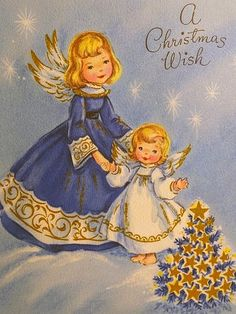 Old Christmas Post Сards — Vintag (525x700)