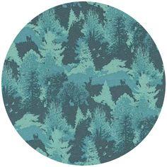 Violet Craft, Highlands, Urban Boundary Turquoise