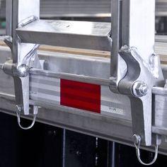 Discount Ramps Install Kit Alumi-Loc Ramp Attaching Brackets