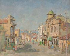 Buy online, view images and see past prices for Gregoire Johannes BOONZAIER South African. Invaluable is the world's largest marketplace for art, antiques, and collectibles. African, Young Artist, Cityscape, Painting, South African Art, Johannes, Post Impressionists, Watercolor Landscape, South Africa Art