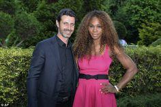 Serena Williams Boyfriend 2013 | Serena Williams became romantically involved with her white tennis ...