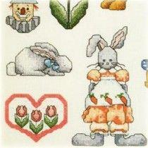 15 Alma Lynne Mini Motif Cross Stitch Patterns Graphworks