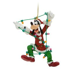 Mickey Mouse and Friends Ornament Set - Holiday | Ornament Sets | Disney Store